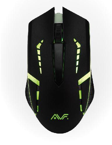AVF Gaming Gears Rapid 4 Optical Gaming Mouse
