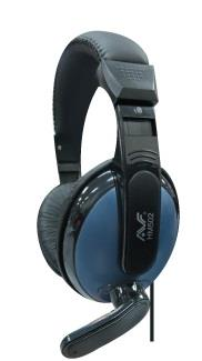 AVF Headset With Microphone HM-502M