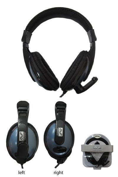AVF HEADSET WITH MICROPHONE (HM502)