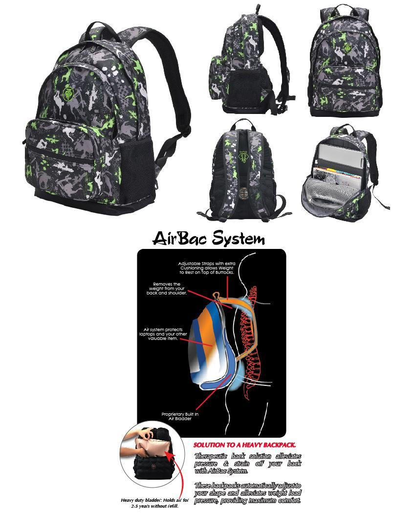 "AVF NC1403012 Groovy Series 15.6"" Notebook Backpack"