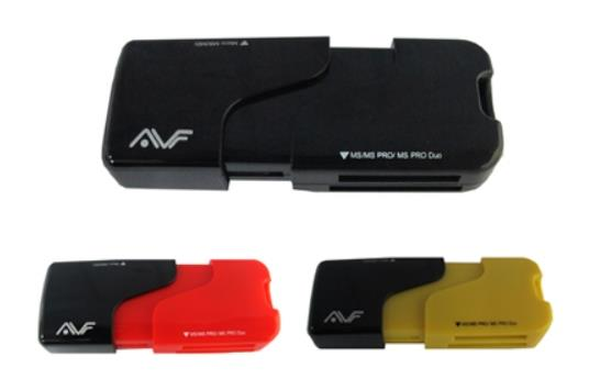 AVF All-in-One Card Reader USB2.0 (ACR718)