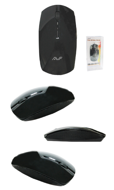 AVF WIRED USB OPTICAL MOUSE (AM1969)