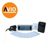 AVIO DA3000-PKG B Door access  keypad , EM lock , cards , push butto