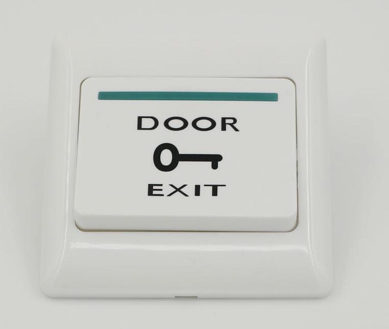 AVIO DPB001 Door Access exit touch push button White
