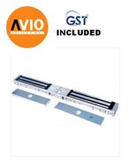 AVIO EM600-D Double Door 600lbs LED Door Access Electromagnetic lock (