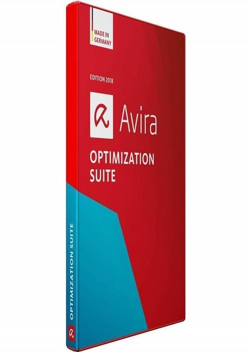 Avira Optimization Suite 2019 - 1 Year 1 PC Windows 7 8 10 Original