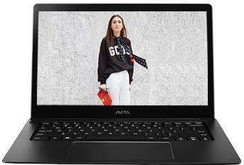 "Avita Liber NS14A1MY079P 14"" Laptop/ Notebook (Matt Black)"
