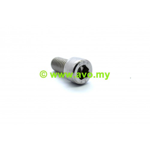 AVOMARINE Stainless Steel Socket Cap Screw M10x20 | Per Pack Price (100pcs)