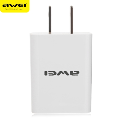 Awei C - 600 2A Wall Home Travel Charger US PLUG
