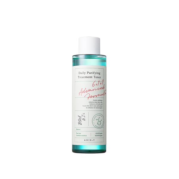 Axis-Y, Daily Purifying Treatment Toner (200ml)