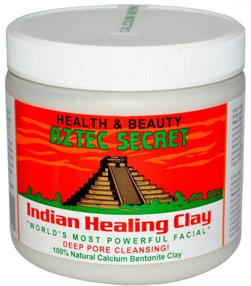 AZTEC SECRET, Indian Healing Clay,  Deep Cleanse & Fighting Acne (454g