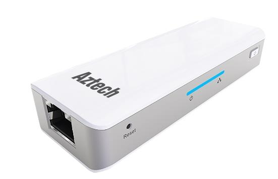 AZTECH PERSONAL STORAGE DONGLE UP TO 2TB 8 USER PSD500