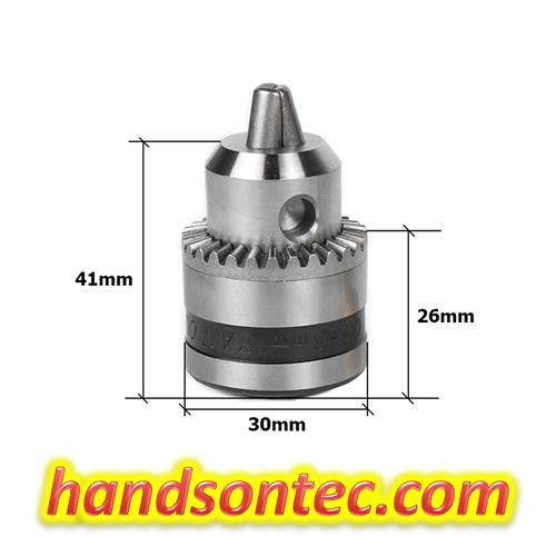 B10 Key-Type Drill Chucks 5mm Motor Shaft Coupler