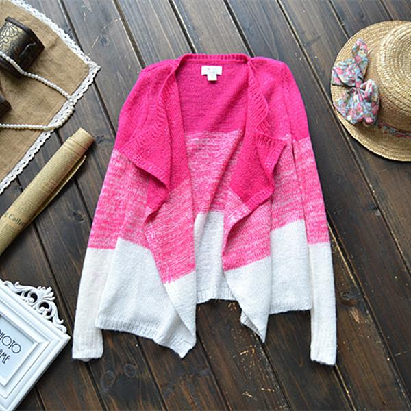 b1448 knitted pink cardigan (end 10 15 2018 5 15 pm) Strickjacke Fur Sie Mode b1448 knitted pink cardigan \u2039 \u203a