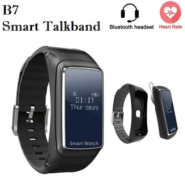 B7 Heart Rate Monitor Bluetooth Heads (end 9/5/2019 6:15 PM