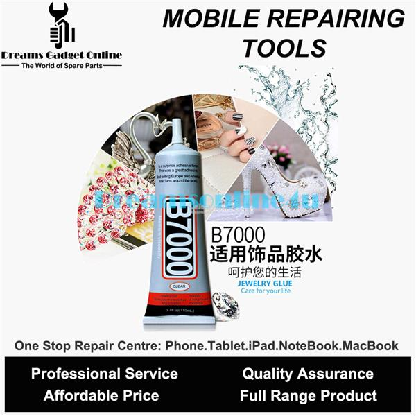 B7000 B-7000 Multi-Purpose Adhesive Glue LCD Touch Screen Mobile Phone