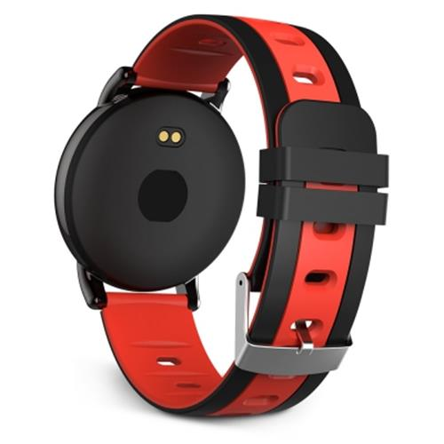 B8 PPG HEART RATE MONITOR SMART WATCH (RED)