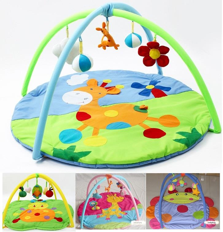 bright sunny safari com playmat playtime mat gym activity heavy top babys place best s play starts mats baby for