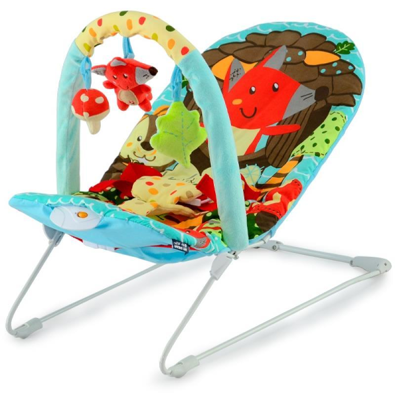 BABY BOUNCER WITH TOYS, FISHER PRICE ROCKER BED SWING CHAIR CAR SEAT