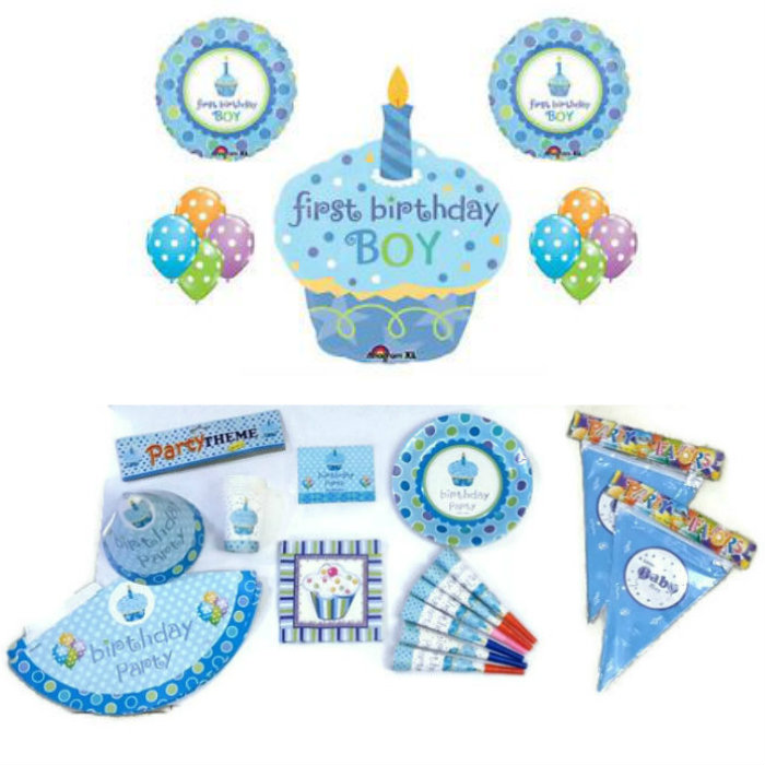 Baby Boy 1st Birthday Party Decoratio End 4 8 2019 228 PM