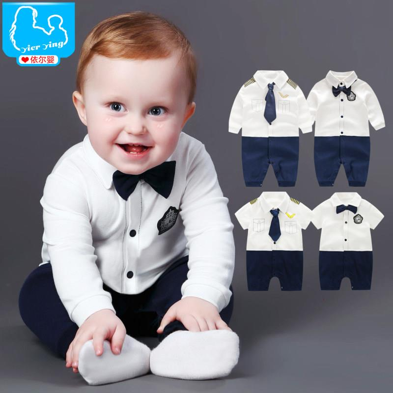 5f1840047207 baby boy rompers children summer bea (end 5 31 2019 6 15 pm)baby