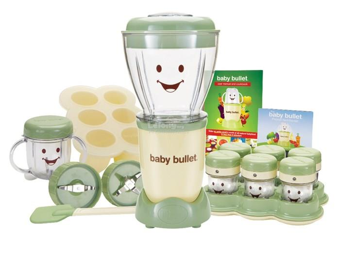 Baby Bullet Baby Food Maker Blender