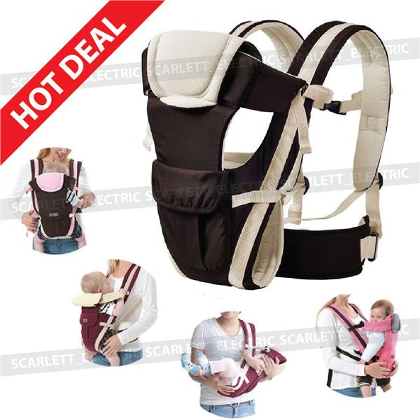 Baby Carrier Sling Adjustable Infan (end 1/11/2019 10:15 AM)