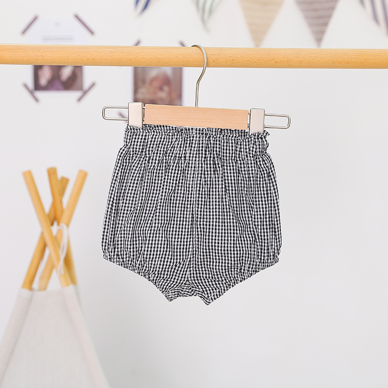 Baby Clothing Bottoms Triangle Fart Shorts Harem Newborn Stripes Cotto