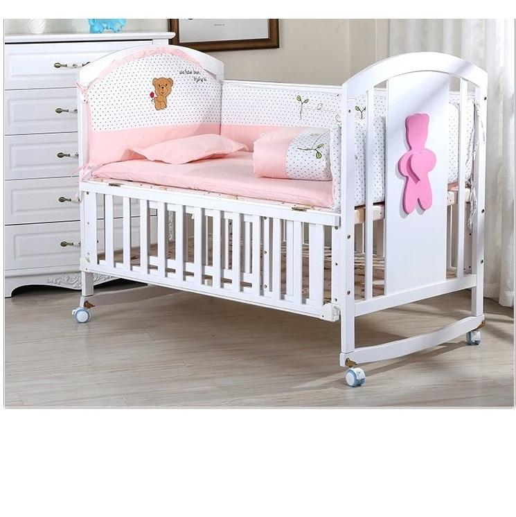 Cot Bed Bedding And Curtain Sets