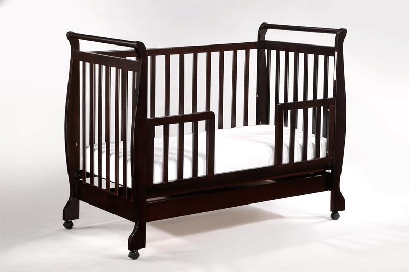 baby cot baby crib cradle walnut wooden 4 in 1 convertible baby cot - Convertible Baby Cribs