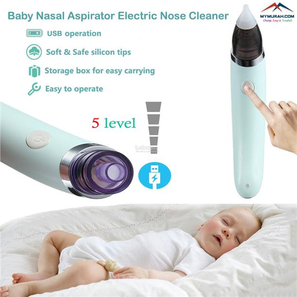 Baby Kid Safe Nose Cleaner Vacuum End 5262020 1015 Pm