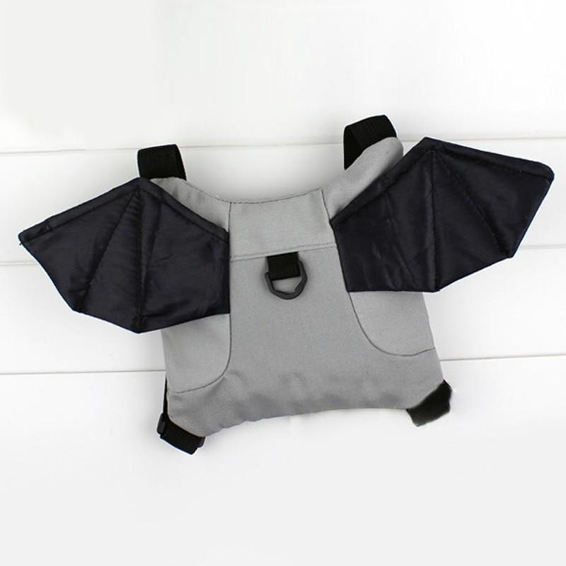 Baby Kid Safety Harness Strap Bat Bag Anti-lost Walking Wings