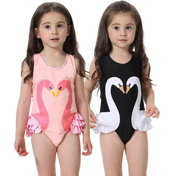 e2db62f92960 Baby Kids Children Girls Flamingo Sw (end 7 2 2020 10 15 PM)