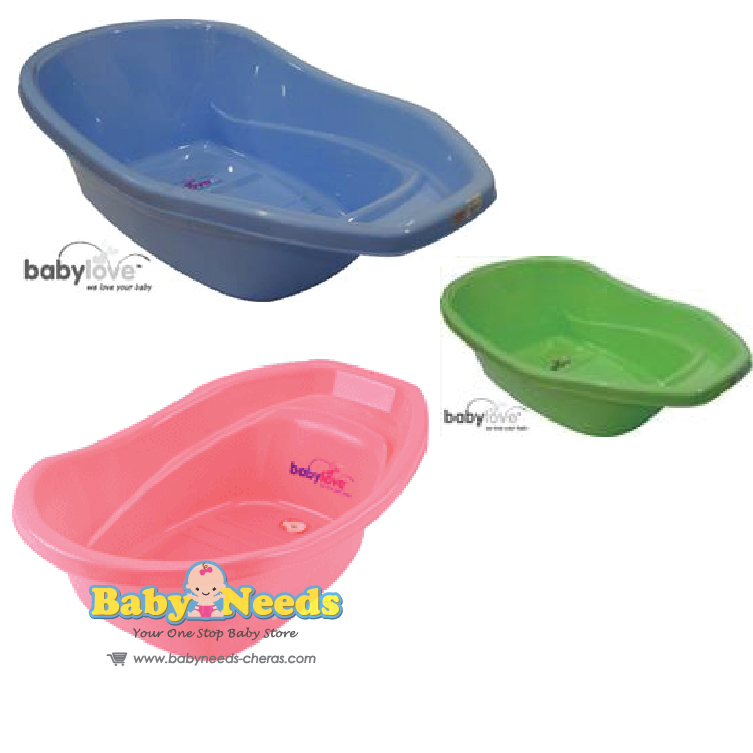 Baby Love - Bath Tub with Stopper (X (end 3/17/2020 6:19 PM)