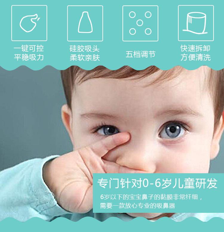 Baby Nasal Aspirator Electric Autom End 6162021 1200 Am