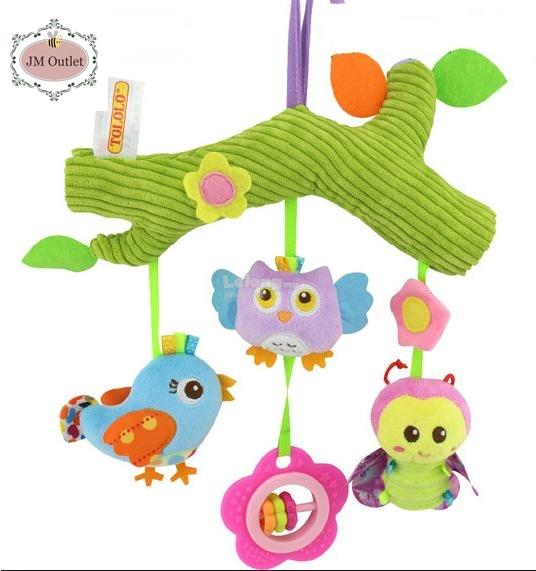 Baby Plush Hanging Toy for Baby Cot/ (end 9/20/2018 1:19 AM)