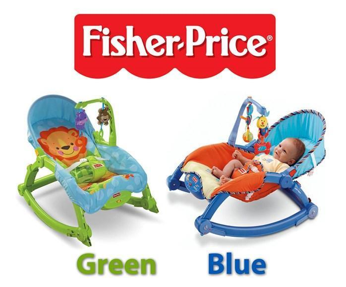BABY ROCKER FISHER PRICE BOUNCER Chai end 132020 714 PM
