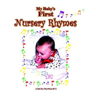 My Baby S First Nursery Rhymes 2cd Imported Cd