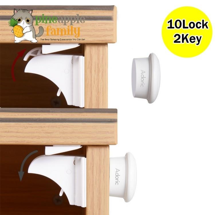 Baby Safety Magnetic Cabinet Locks Ad End 522019 827 Am