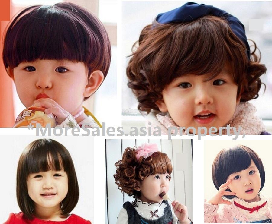 6b66a19e946 Baby Toddlers Kids Girls Wig Fake Hair Costume for photo shooting 0-4. ‹ ›