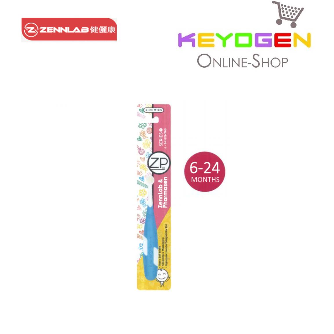 Baby Toothbrush (Zennlab Pharmasen) 6 to 24 months year old