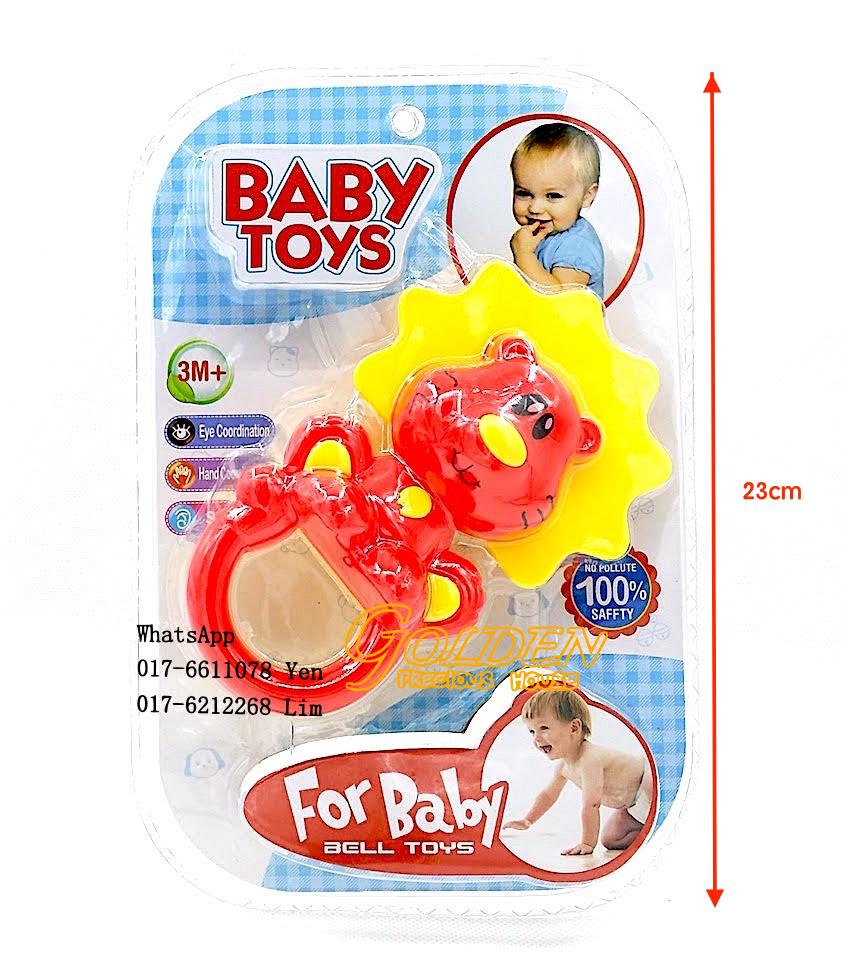 Toys For Infants >> Baby Toys For Infants For Baby Bell Toys