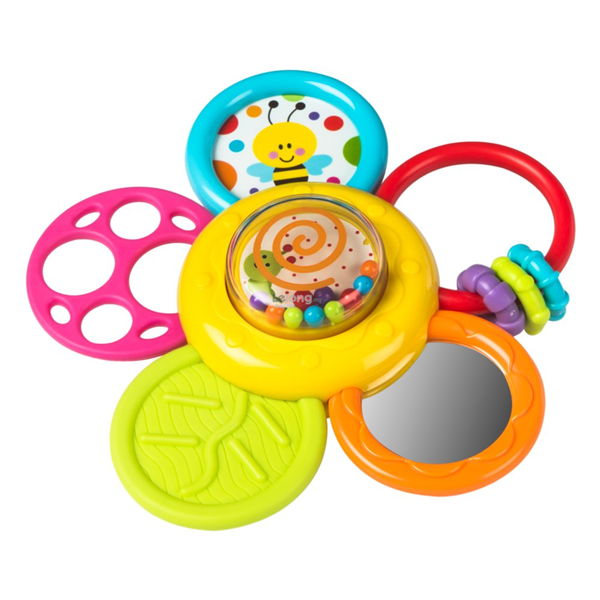 Baby toys testing