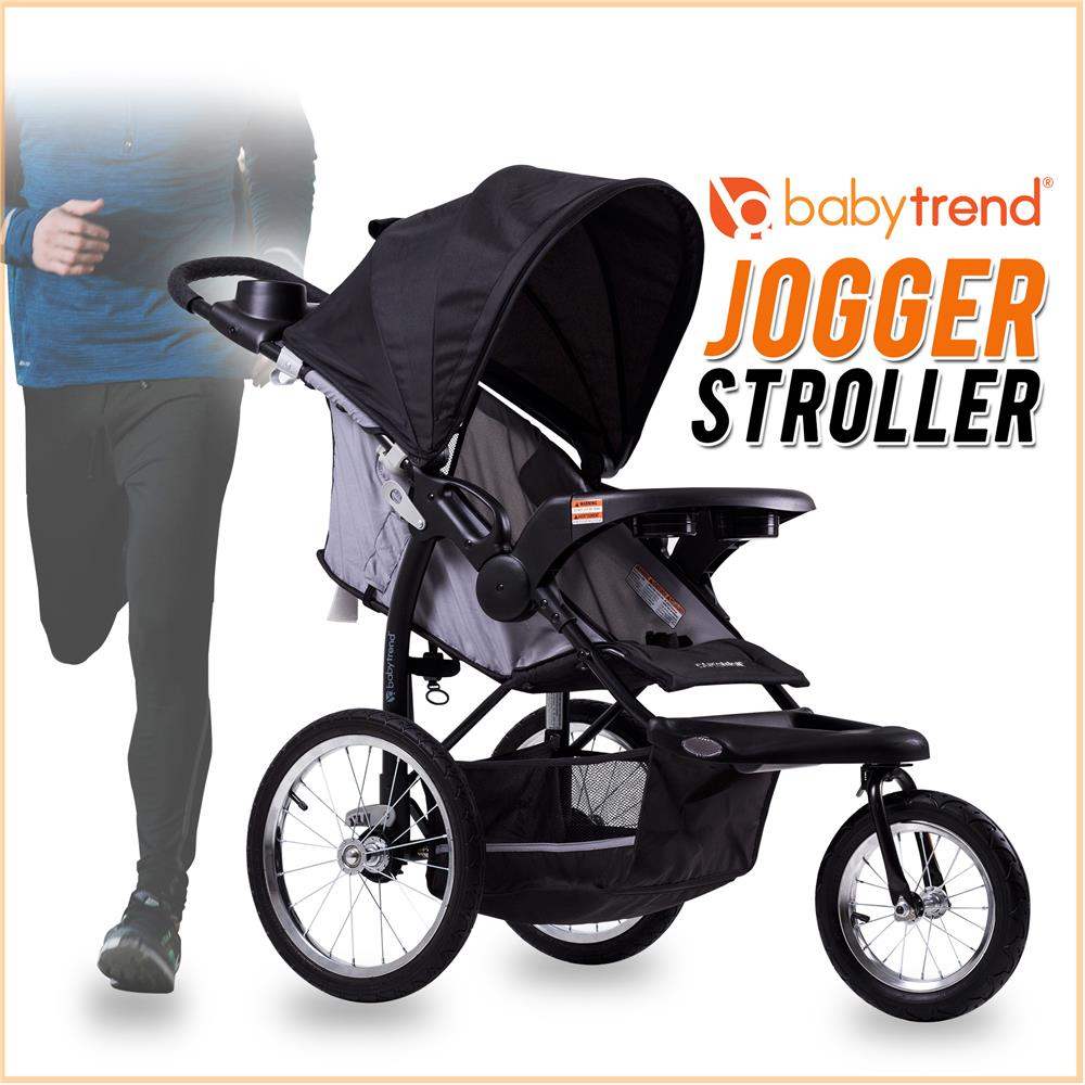 Baby Trend Lightweight Expedition Jogger Stroller for Baby