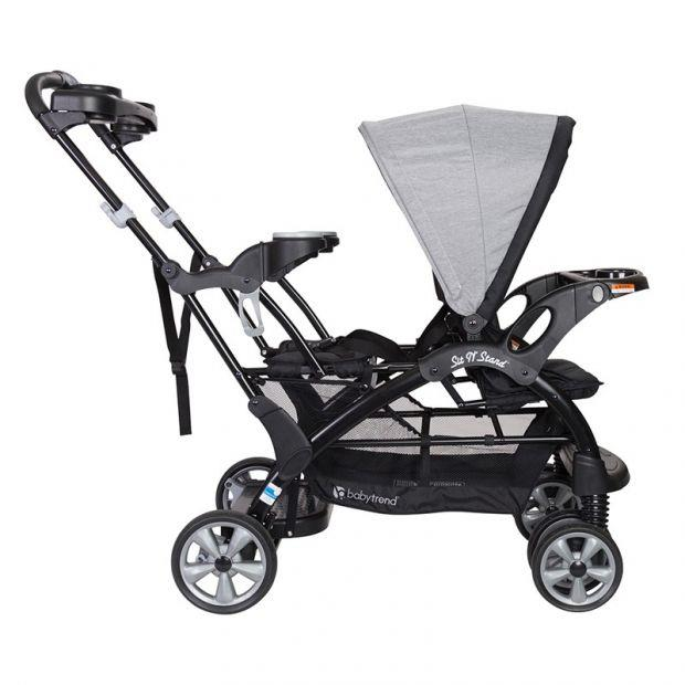 Baby Trend Sit N Stand Ultra Double Tandem Stroller