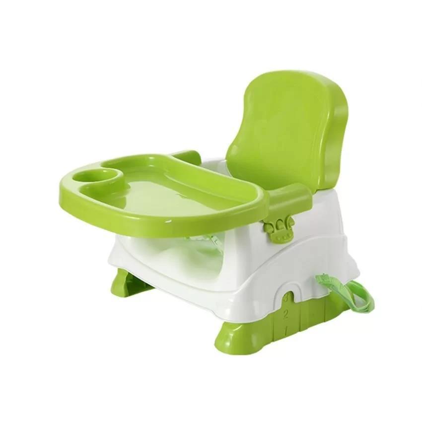 Babyhood Baby Booster Seat/ Portable Baby Dining Chair And Table   Gre. U2039 U203a