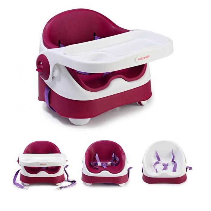 BabyYuga Baby Booster Seat/ Dining Chair With Soft Cushion. U2039 U203a