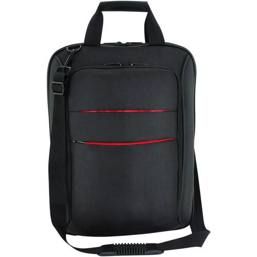 Bagman S06-019CON-01 Vertical Laptop Carrier Bag - Black