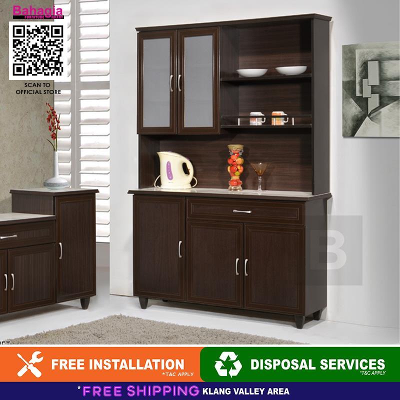 Kitchen Cabinets Wholesale Michigan: BAHAGIA Valerio Kitchen Cabinet (end 6/11/2020 2:15 PM