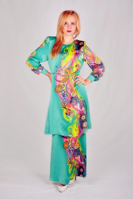 Baju Kurung Batik Sutera 2 Style end 1152015 1130 PM